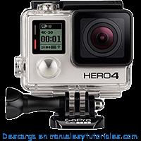 GoPro Hero 4 Manual de Usuario en PDF español