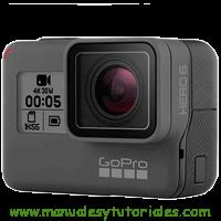 GoPro HERO6 Manual de Usuario en PDF español