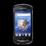 Sony Ericsson Xperia pro Manual